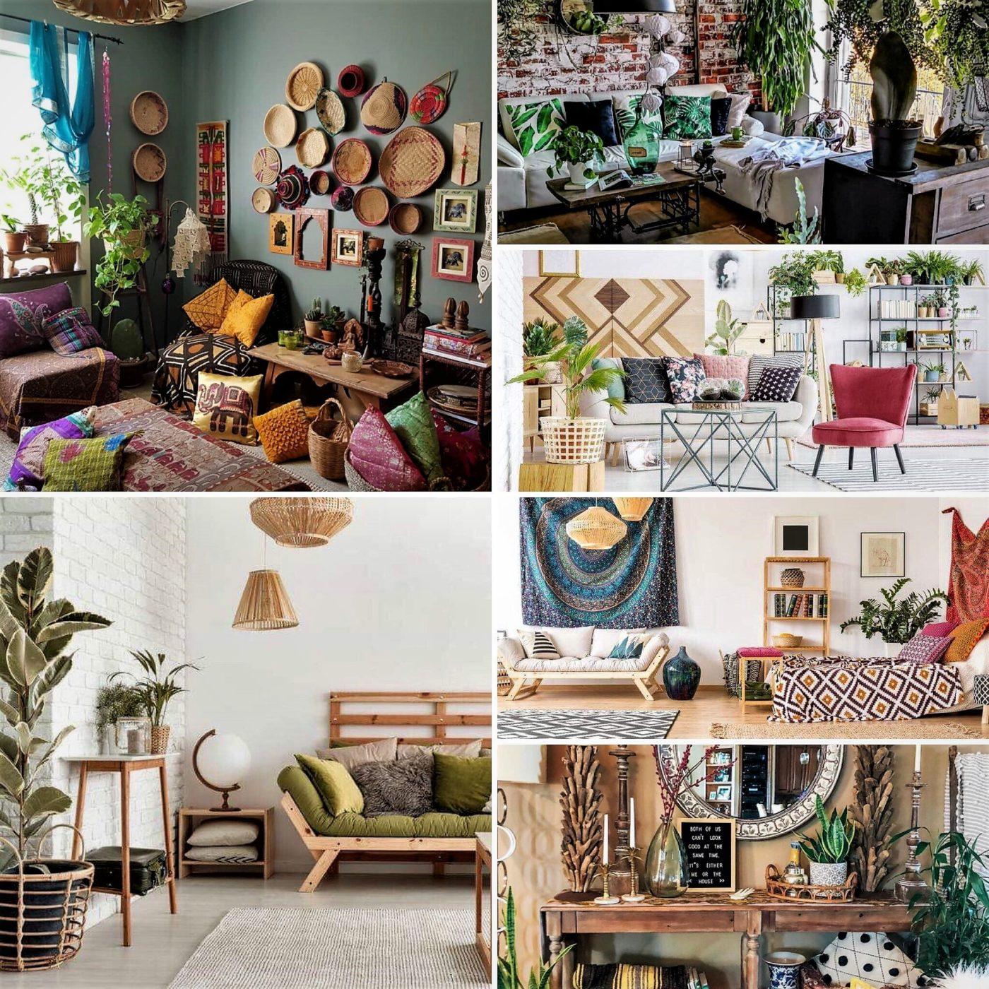 Beste Boho Style Decor Inspirationen in 2019 (viele Fotos ...