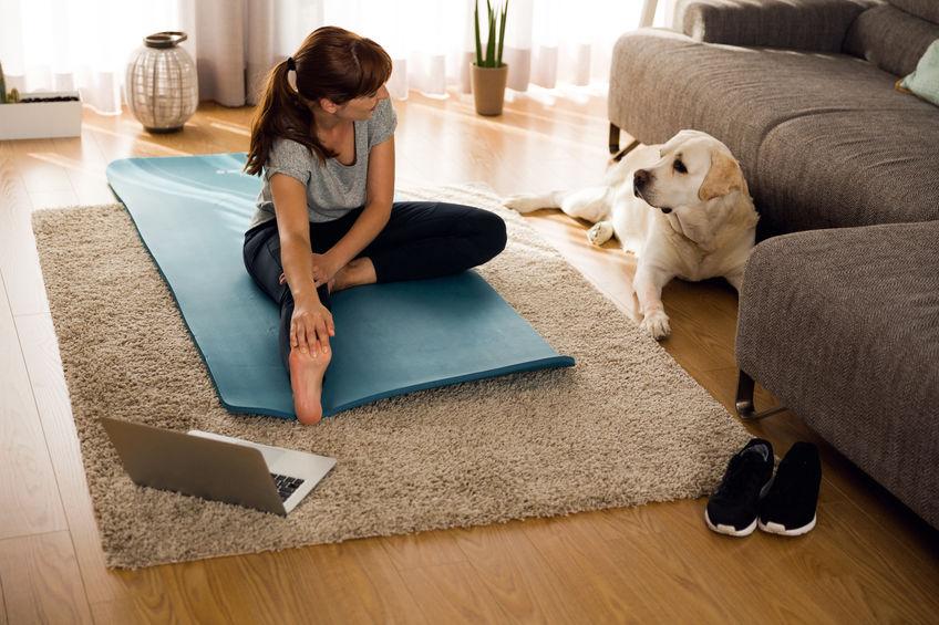 zuhause trenieren