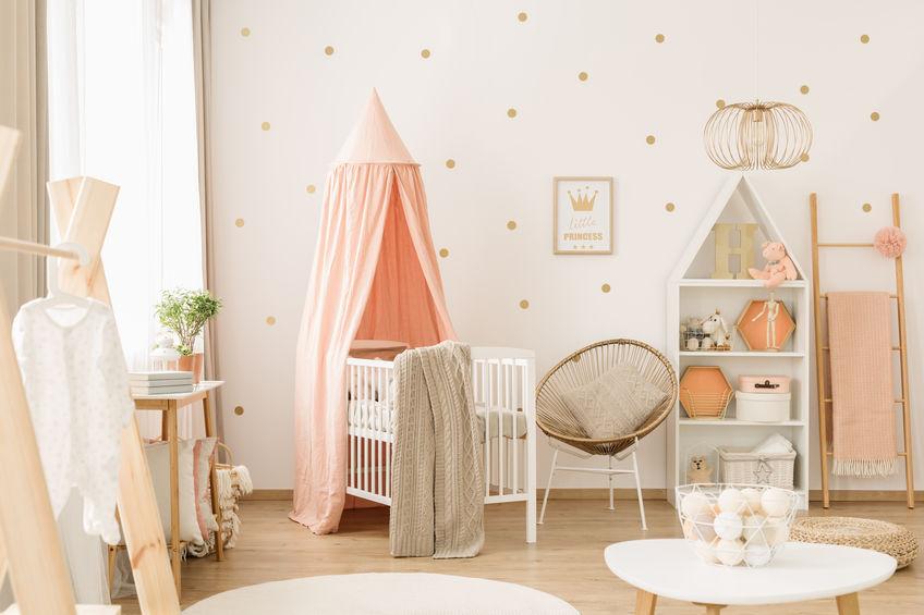 Die Einrichtung des Kinderzimmers