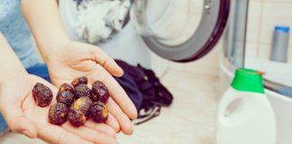 Waschnüsse zum Waschen