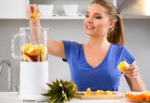 Detox Smoothie – gesunde Ernährung DIY