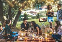 Hier findest du alles, was du brauchst: die besten Accessoires für das perfekte Picknick im Park.